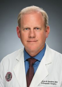 Dr Steven Sanders Southlake Orthopedic Surgeon